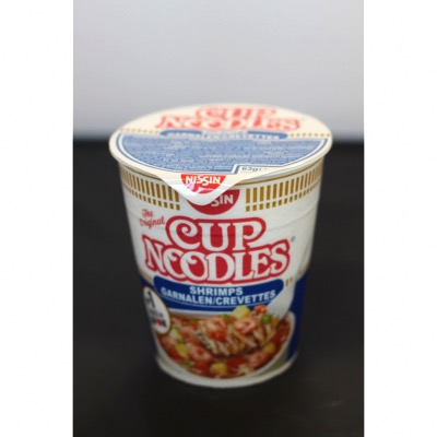 NISSIN CUP CREVETTES 63G