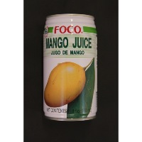 JUS DE MANGUE 350ML FOCO