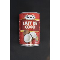 LAIT COCO 400ML GRACE