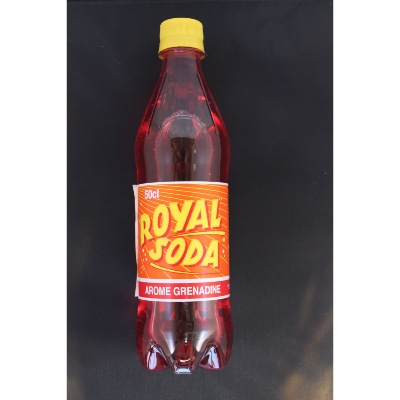 ROYAL SODA GRENADINE 50 CL