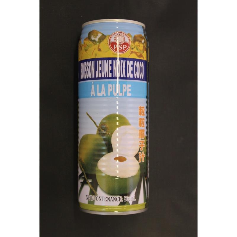 Célèbre Boisson à la noix de coco avec pulpe PSP 500ml- Le Carré Asiatique TN14