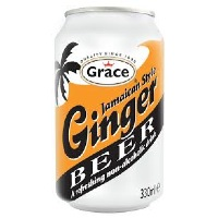 GINGER BEER 33 CL GRACE