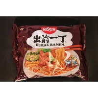 SOUPE NISSIN BOEUF 100G