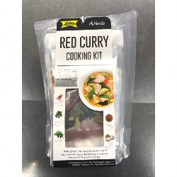 RED CURRY COOKING KIT 253G