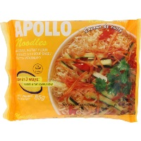 NOUILLE CURRY 85G APOLLO
