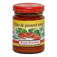 PÂTE PIMENT ROUGE 90G  ROYAL BOURBON