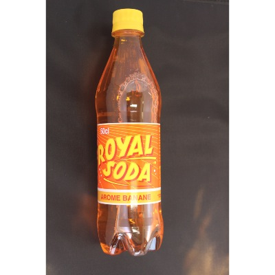 ROYAL SODA BANANE 50 CL