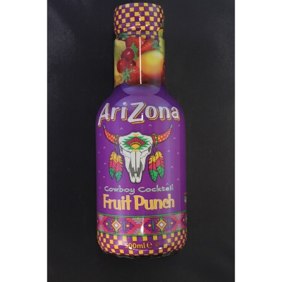 BOISSON FRUIT PUNCH ARIZONA 500ML