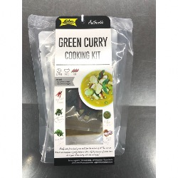 GREEN CURRY COOKING KIT 253G