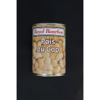 POIS DU CAP NATURE 400G  ROYAL BOURBON
