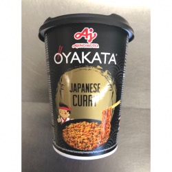 OYAKATA YAKISOBA JAPANESE CURRY 90G