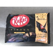 MINI KIT KAT NESTLÉ BLACK 146.9G