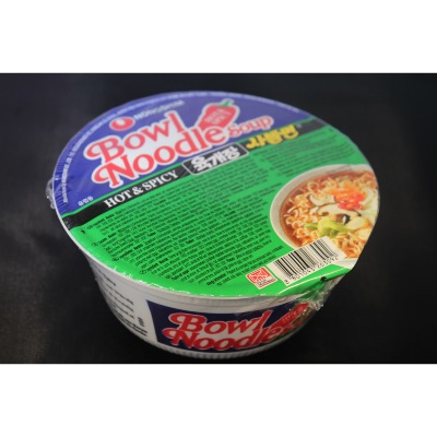 NONGSHIM SOUPE EXTRA HOT SPICY BOL 86G