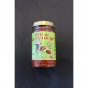 PATE DE CURRY ROUGE BIO 120G