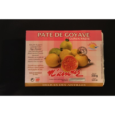 PATE DE GOYAVE MAMOUR 350G