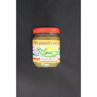 PÂTE DE PIMENT VERT CITRON 90G ROYAL BOURBON