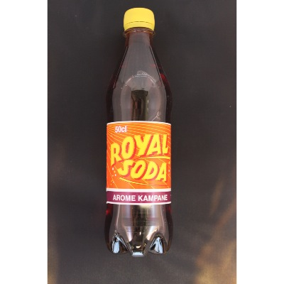 ROYAL SODA KAMPANE 50 CL