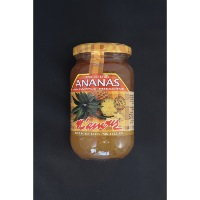 CONFITURE ANANAS 325G MAMOUR