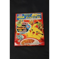 SAUCE À BASE DE CURRY POKEMON PORC ET MAÏS 160G