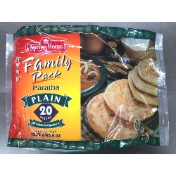 20 PARATHA NATURE FAMILY PACK 1.3KG