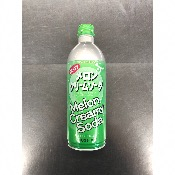 MELON CREAMY SODA 490ML