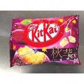 MINI KIT KAT PATATE DOUCE NESTLÉ 127G