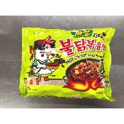 HOT CHICKEN RAMEN JJAJANG SAMYANG 140G