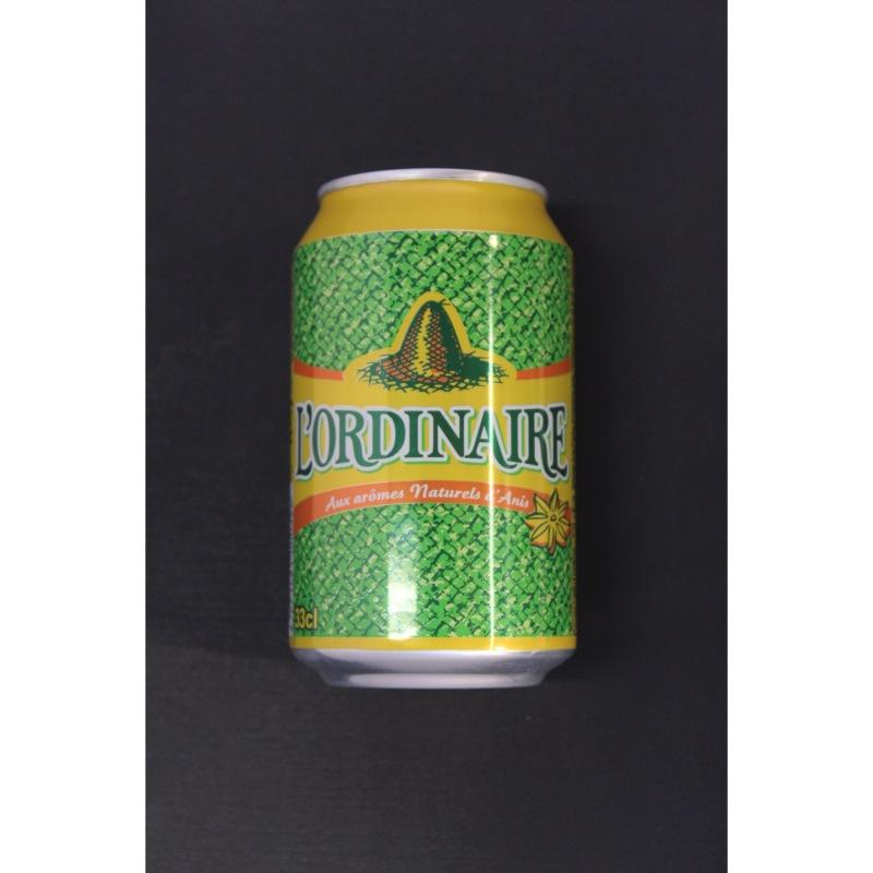 L 39 ordinaire limonade l 39 anis de guadeloupe 33cl le carr - Cours de cuisine en guadeloupe ...