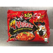 HOT CHICKEN RAMEN 2X SPICY SAMYANG 140G