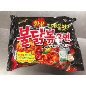 HOT CHICKEN RAMEN SAMYANG 140G