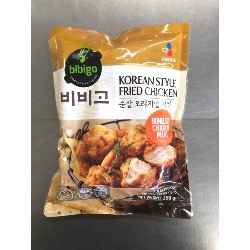 KOREAN STYLE FRIED CHICKEN 350G