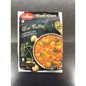 HALDIRAM'S ALOO MUTTER VEGAN 300G