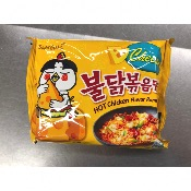 HOT CHICKEN RAMEN CHEESE SAMYANG 140G