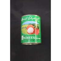 LITCHIS AU SIROP 567G MOUNT ELEPHANT