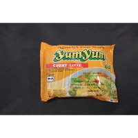 CARTON DE YUM YUM CURRY 30x60G